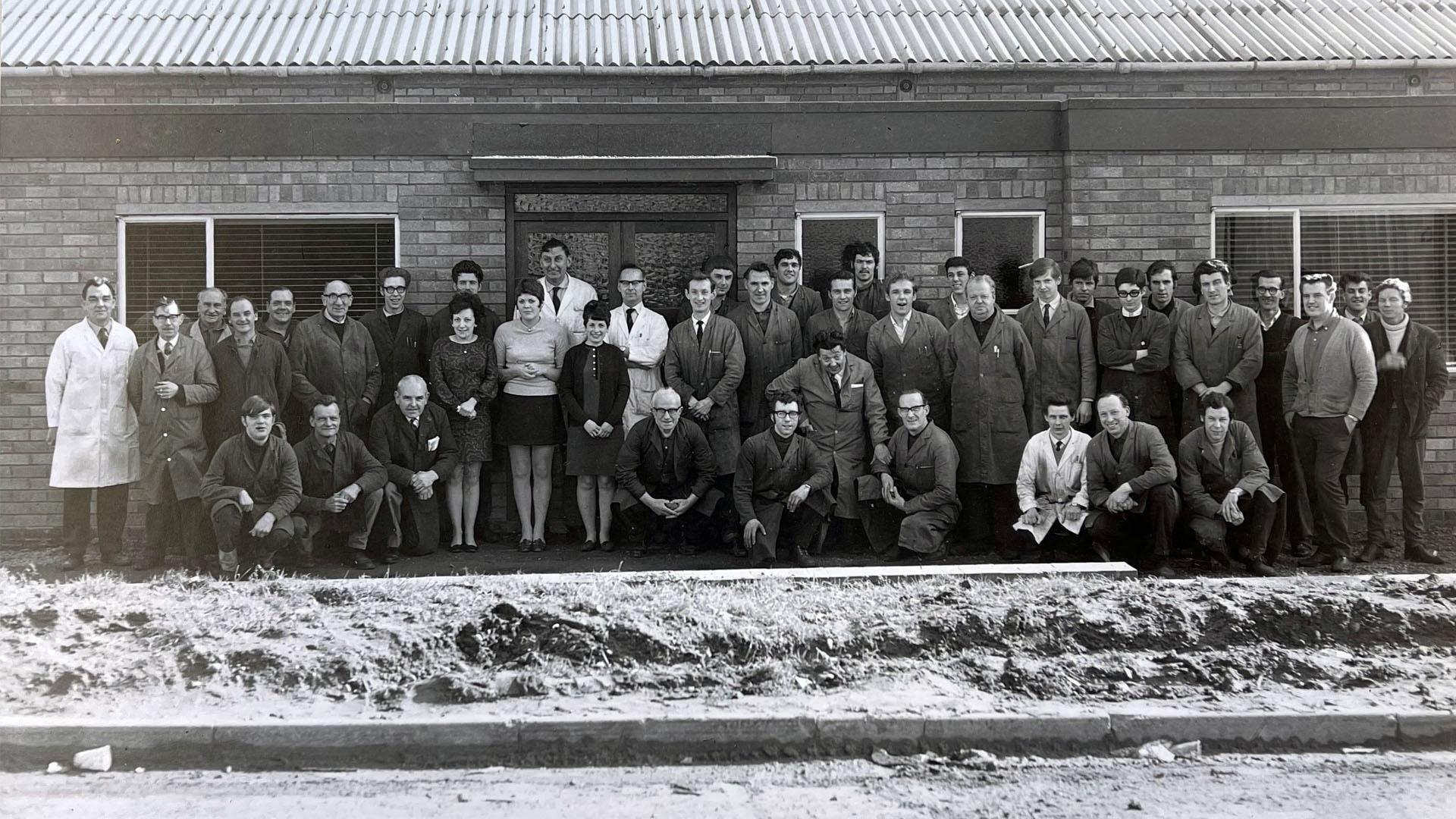 AutomATIC Engineers - Original Team
