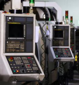 CNC Milling Machine Controls